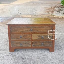 Cabinet Laci Rustic Jati Antik