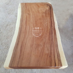 top table papan kayu trembesi suar