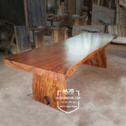 meja trembesi panjang 250cm
