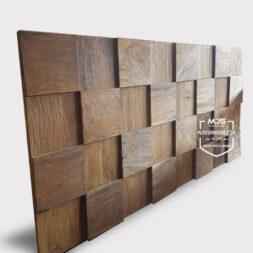 Panel Dinding Wall Decor Kayu Rustic Antik