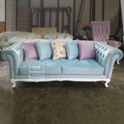 chesterfield sofa shabby chic beauty