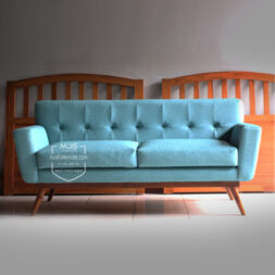 Sofa Minimalis Vintage Retro Jepara