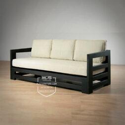 sofa modern minimalis kayu solid jepara