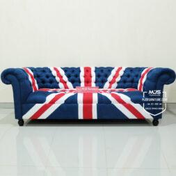 union jack sofa bendera inggris