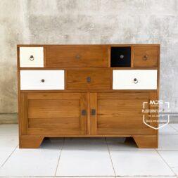 cabinet laci drawer minimalis vintage