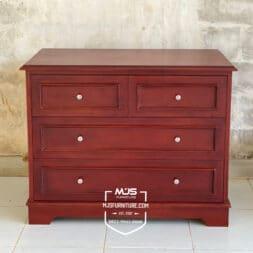 Cabinet lemari laci minimalis classic