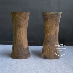 rustic antique stand stool suar wood
