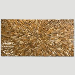hiasan dinding panel wall decor estetik antik